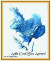 Artis Cool Site Award