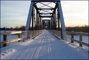 Aroostook River Bridge