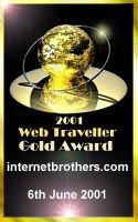 Web Traveller Awards
